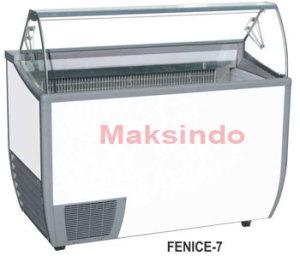 Mesin Ice Cream Scooping Cabinet 4