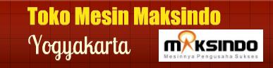 Toko Mesin Maksindo Yogyakarta